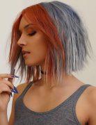 Ombre Balayage Long Bob Hairstyles - Female Long Bob Haircut Ideas