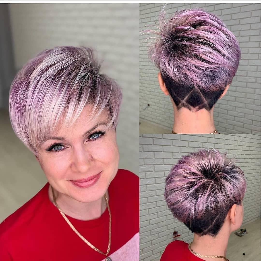 Kurze Pixie-Frisuren für Frauen - Coole Pixie-Cut-Frisuren
