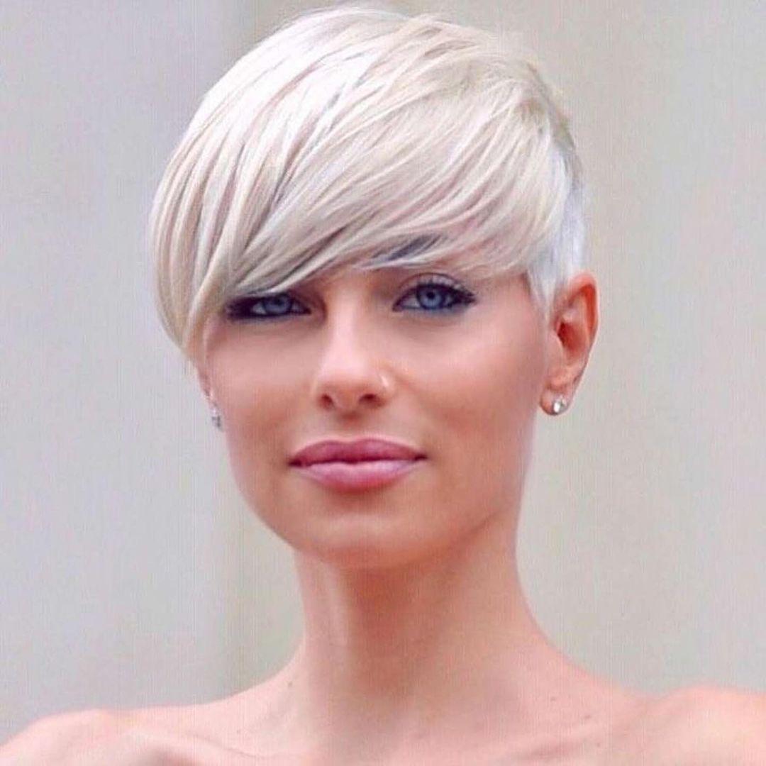 Weibliche Pixie Haircut Designs – süße sehr kurze Frisuren