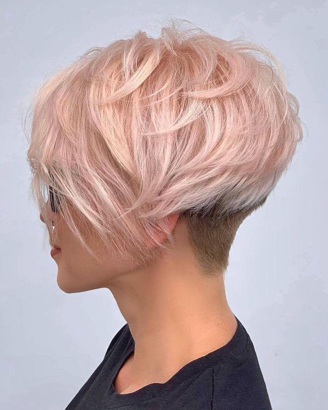 Female Pixie Haircut Designs - Cute Very Short Hairstyles