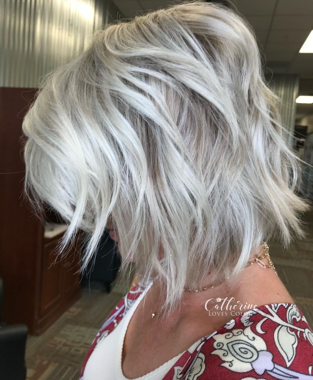 Frauen Shag Haircut Designs - Kurze Shaggy Haircuts
