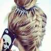 Top 20+ Bun Updos for 2014