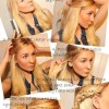 Holiday Ponytail Hairstyles Tutorial: Ponytail Braids