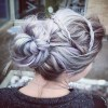 10 Pretty Messy Updos for Long Hair