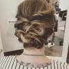 27 Trendy Updos for Medium Length Hair