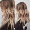 10 Wavy Shoulder Length Hairstyles with Edge