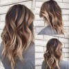 10 Trendy Brown Balayage Hairstyles for Medium-Length Hair