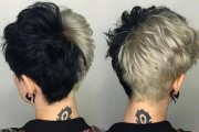 10 Edgy Pixie Cuts with Cute Color Twists