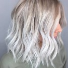 10 Edgiest Blonde Balayage Hair Color Ideas