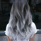 Hi-Fashion Gray Hair Styles for Trendy Gals