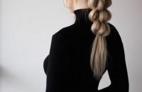 10 Braided Ponytail Hair Styles for Long Hair