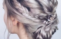 10 Beautiful Braided Updo Hairstyles For Women