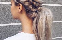 10 Cute Easy Ponytail Hairstyles for Women