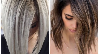 10 Balayage and Ombré Hairstyles for Shoulder-Length Hair
