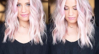10 Shoulder Length Thick Hair & Color Creations