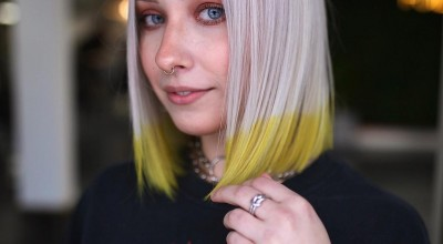10 Inspiring Lob Hairstyles for Women – Color Me Trendy!