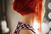 10 Stylish Short Straight Bob Haircut Ideas in Subtle & Intense Colors