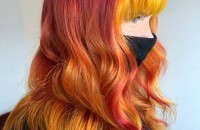 10 Hairstyles for Long Hair in Weird & Wonderful New Hair Colors