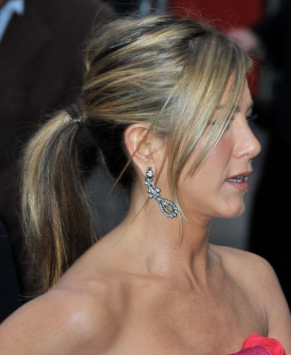 2012 Ponytail Hairstyles for Long Hair