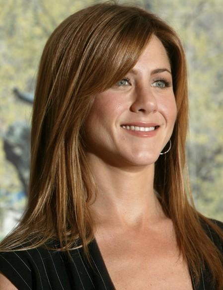 Jennifer Aniston Lange Frisuren