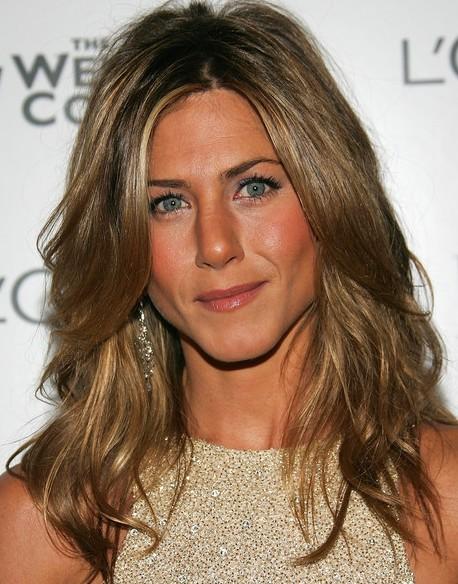 Medium Brown Hairstyles 2012