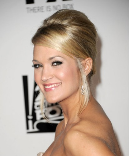 French Twist Hairstyles 2012