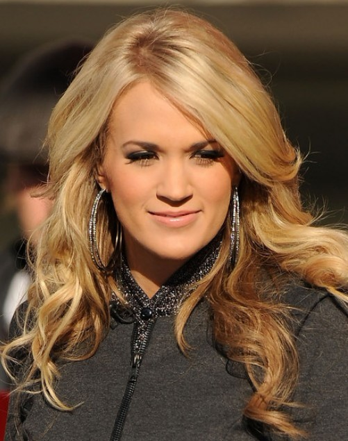 Long Curly Hairstyles 2012