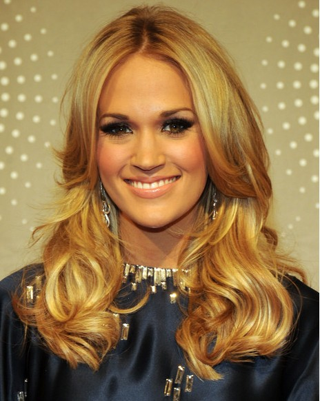 Long Layered Wavy Hairstyles 2012