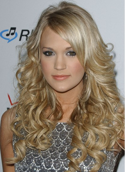 Long Wavy Hairstyles 2012 for Women