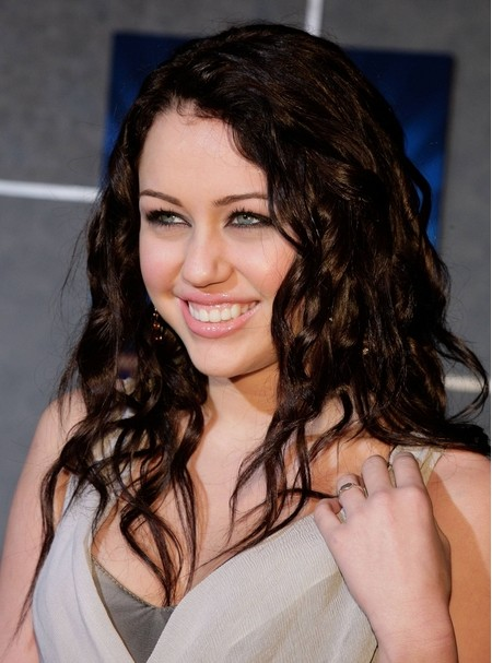 Miley Cyrus Long Hairstyles Popular Haircuts