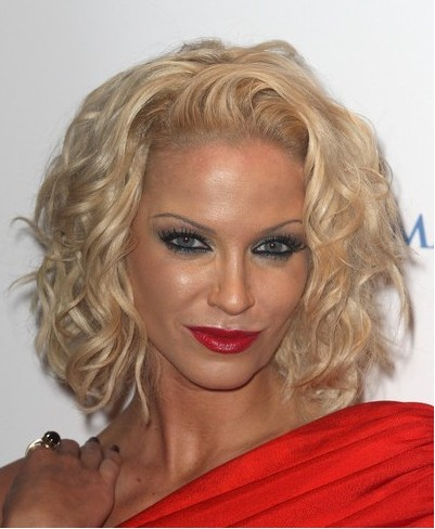 Short Hairstyles 2012 for Curly Hair