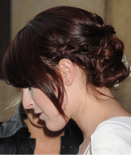 2012 Prom Updo Hairstyles