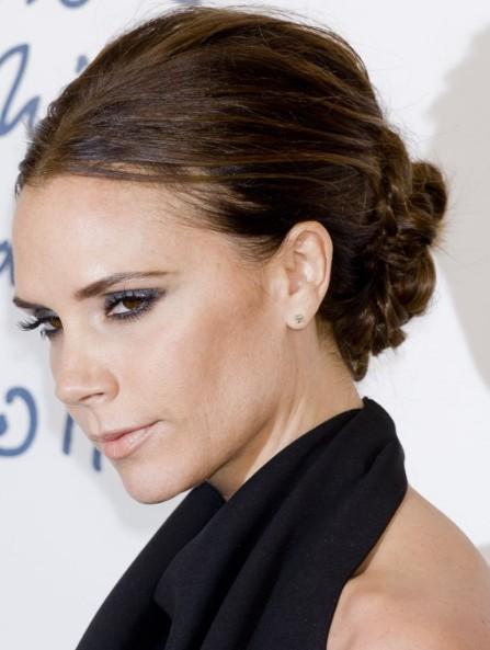 Chignon Hairstyles 2012