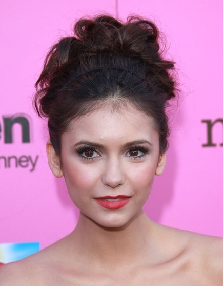 Prom Updo Hairstyles for Medium Hair 2012