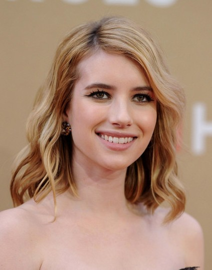 emma roberts haircut - photo #20