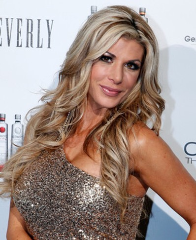 Alexis Bellino Wavy Haircuts Styles 2013