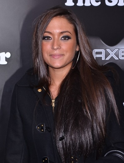 Sammi Giancola Long Straight Hairstyles