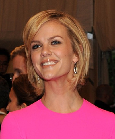 Brooklyn Decker Short Hairstyle