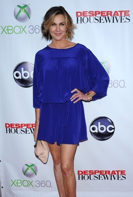 Brenda Strong Short Hairstyle