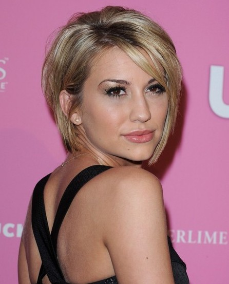 Chelsea Kane Short Hair