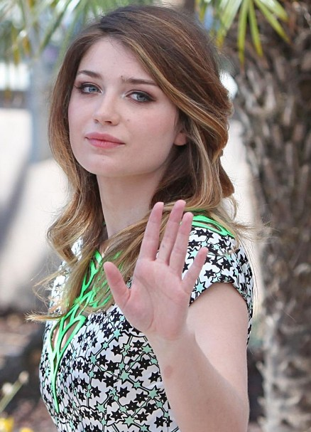 Eve Hewson Medium Hair