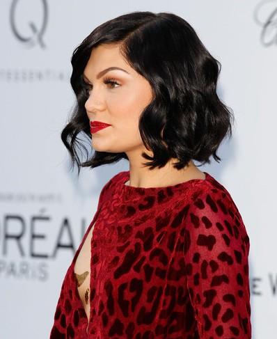 Jessie J Short Hairstyle