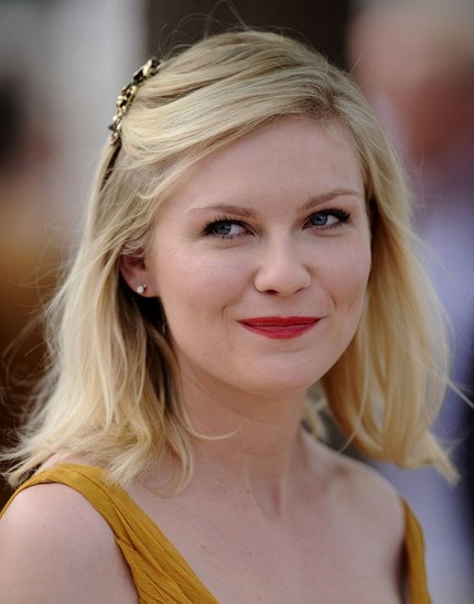 Kirsten Dunst Medium Hairstyles - PoPular Haircuts Kirsten Dunst Medium Hair
