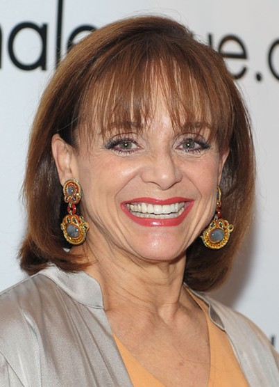 Valerie Harper Short Hairstyle