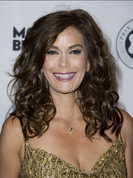Long Curly Hairstyles 2013