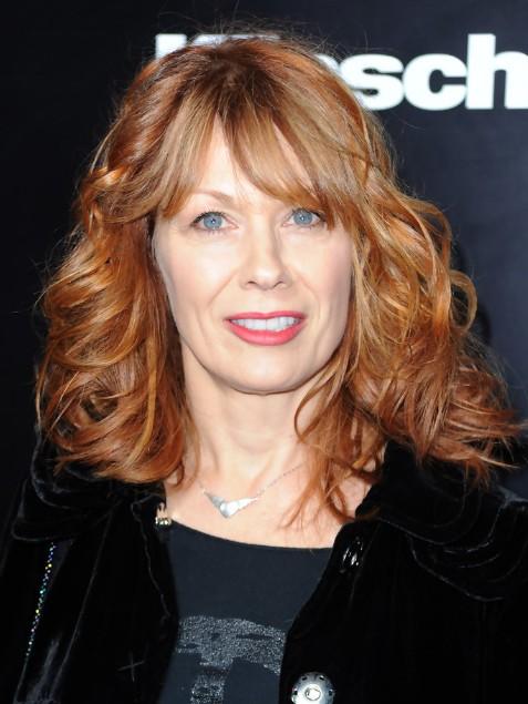 Nancy Wilson Curly Hairstyles 2013
