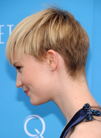 Pixie Hairstyle 2013