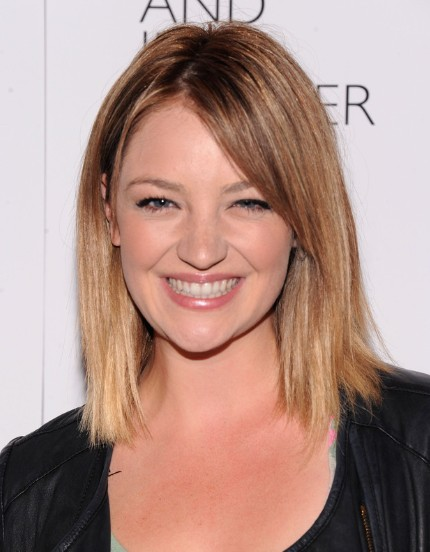 Abby Elliott Haircut 2013