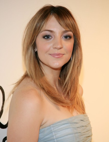 Abby Elliott Haircut