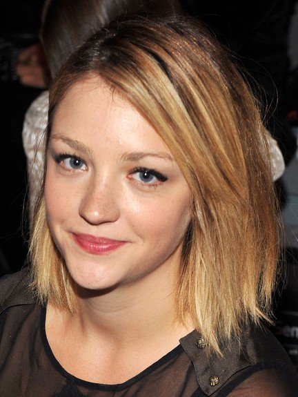 Abby Elliott Hairstyles 2013